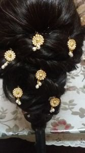 Noorina Decorative Pins Hair Accessory Set