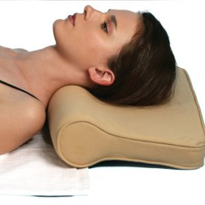 Medical and hospital supplies - Turion Cervical Pillow