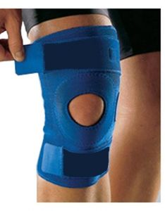 Personal Care & Beauty ,Health & Fitness  - Functional Knee Support Premium Blue