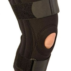 Personal Care & Beauty ,Health & Fitness  - Functional Knee Support Delux