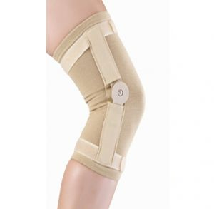 Home medical supplies - Knee Cap hinge Support