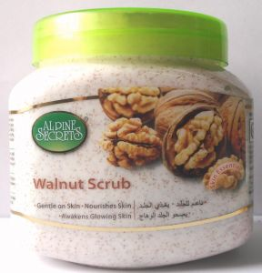 Alpine Secrets Walnut Scrub (500 Ml)
