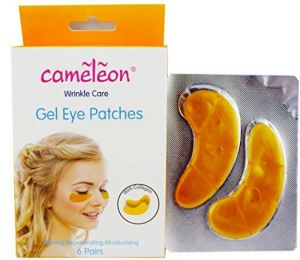 Nova,Vaseline,Maybelline,Cameleon,Estee Lauder,Globus Personal Care & Beauty - CAMELEON GEL EYE PATCHES (WRINKLE CARE)