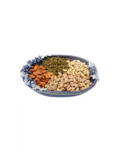 Gifts Valley Crispy Dry Fruits 1 Kg. Gift Items