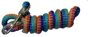 Sphinx Multicolored Dog Leash -1 Peice (color As Per Stock)