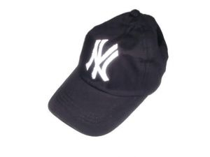 Stylish Black Cap For Men Ny