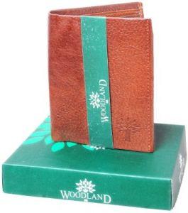 Woodland Belts ,Socks ,Wallets  - Woodland Designer Leather Wallet for men - Vertico style