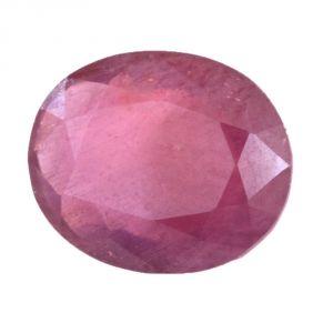 Ruby Stones - 6.25 Ratti Ruby Manik Loose Gemstone - BR-14768_RF