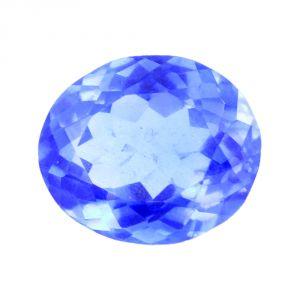 Topaz - Nirvanagems12.00 Ct Natural Blue Topaz Gemstone - BR-20092_RF