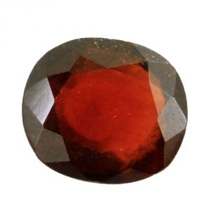 Garnet - Nirvanagems11 Ct Certified Garnet Hessonite Loose Gemstone - BR-20174_RF