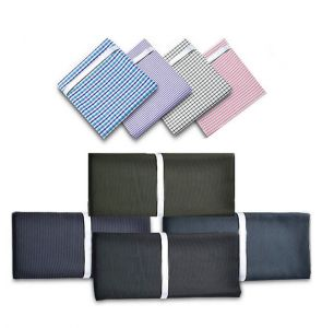 Gwalior Assorted Pack Of 10 - 5 PC Of Trousers And Shirt Material