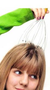 Czar Bokomo Handy Head Massager Stress Relief Headache Cure