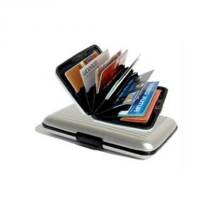 Czar Security Credit Card Wallet Holder