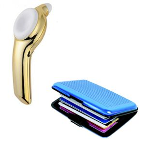Czar Eye Exrecise Massager With Card Holder As A Freebie