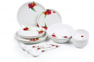 Czar 24 Pic Dinner Set-multi 1011