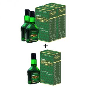 Czar Herbal Hair Oil For Hair Nutrient Long Strong Hair & Healthy Combo(2 +1)