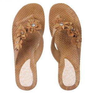 Women's Footwear - Czar Flip Flops Slipper for Women (Code-ROW-003)