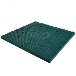 Health & Fitness - Czar Junior relief mat Acupressure for stress and pain relief,Relaxer Effect