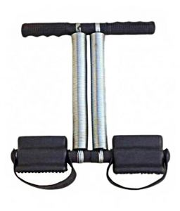 Czar Tummy Trimmer Double Spring Burn Off Calories &tone Your Muscles Fitness