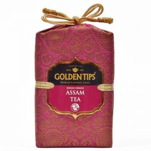Golden Tips Assam Black Tea - Brocade Bag, 250g