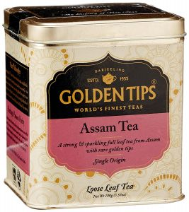 Golden Tips Assam Tea - Tin Can, 100g