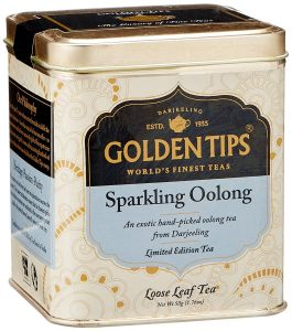Golden Tips Sparkling Oolong Tea - Tin Can, 50g