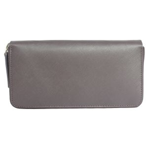 Tamanna Women Brown Genuine Leather Wallet (10 Card Slot)