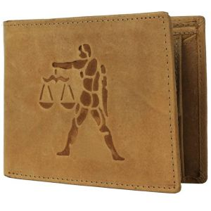 Tamanna Men Tan Genuine Leather Wallet (8 Card Slots) (code - Lwm00146-tm)