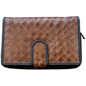 Tamanna Women Brown Leather Wallet Lww00080