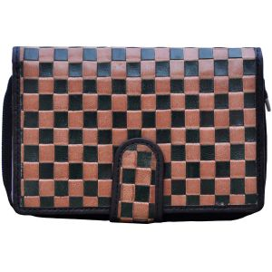 Tamanna Women Multicolour Leather Wallet Lww00083