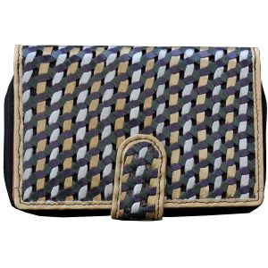 Tamanna Women Multi Leather Wallet Lww00122