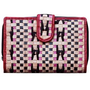 Tamanna Women Multi Leather Wallet Lww00138