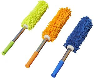 Auto Car Truck Microfiber Duster Cleaning Wash Brush Tool