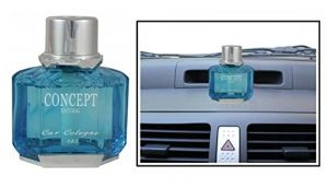 Concept Blue Car Perfume Air Freshener