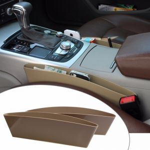 Autoright Magic Box Car Seat Catcher Beige For Mercedes-benz C-class
