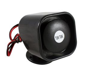 Autoright Tuk Tuk Reverse Gear Safety Horn For Tata Indica