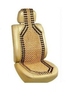 Autoright-wooden Beads Acupressure Car Seat