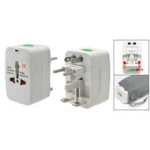 Network Cables, Connectors - Universal All In One Travel Adapter