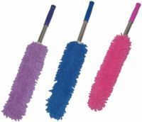 Ni Marketing Microfiber Duster With Long Aluminium Handle For Car Home Office 1 PC
