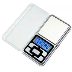 Pocket LCD Digital Weighing Scale