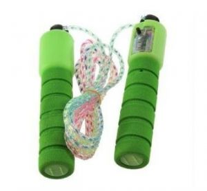 Sports Accessories - Skipping Rope With Counter Meter