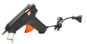 Im Black 40w 40 Watt Hot Melt Glue Gun With 2 Transparent Glue Stick Free