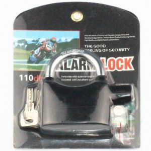 Door Locks, Bolts - Mart And Anti Theft Motion Sensor Alarm Lock For Home, Office And Bikes
