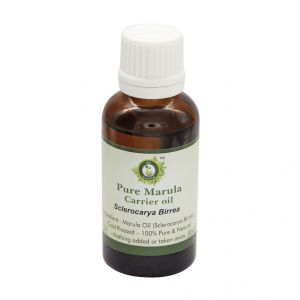 R V Essential Pure Marula Oil Carrier Oil 15ml- Sclerocarya Birrea