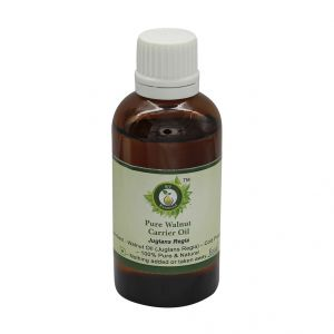 R V Essential Pure Walnut Carrier Oil 30ml- Juglans Regia