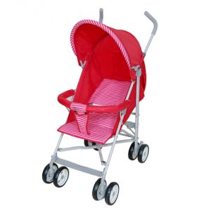 Prams - HARRY & HONEY BABY STROLLER 102 RED
