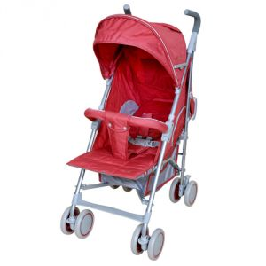 Harry & Honey Baby Pram 108 Red