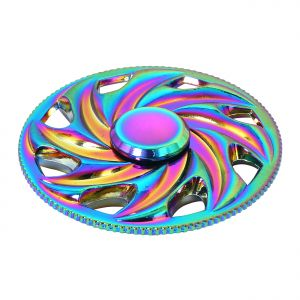 Wheel Power Multicolour Radiant Fidjet Spinner