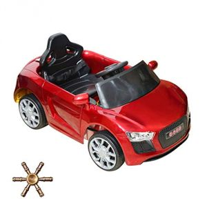 Wheel Power Baby Battery Operated Ride On Breo Car Red Free Fidget