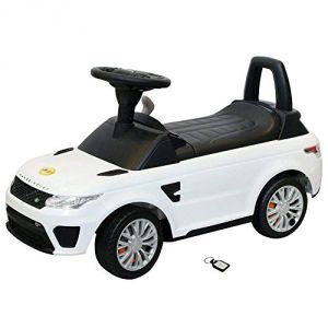 Wp Range Rover 2 In 1 Battery Operated Cum Foot To Floor Ride On Car Free Key Chain